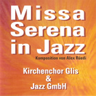 CD-Booklet Missa Serena in Jazz